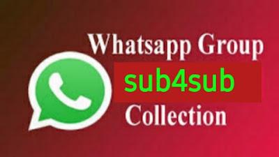 WhatsApp group link 2021