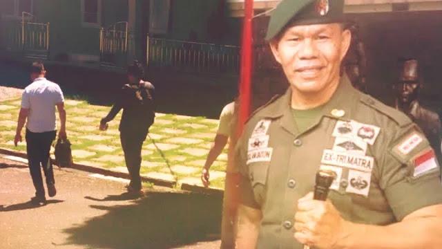 """Mahkamah Militer Memvonis Ruslan Buton Sebagai Pembunuh, Namun di Mata Warga Dia """"Pahlawan"""""""
