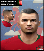 PES 6 Facepack World Cup 2018 Russia v4 by BR92