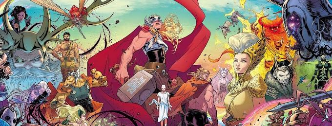 Crítica de Thor: la Diosa del Trueno, porque ellas son dignas