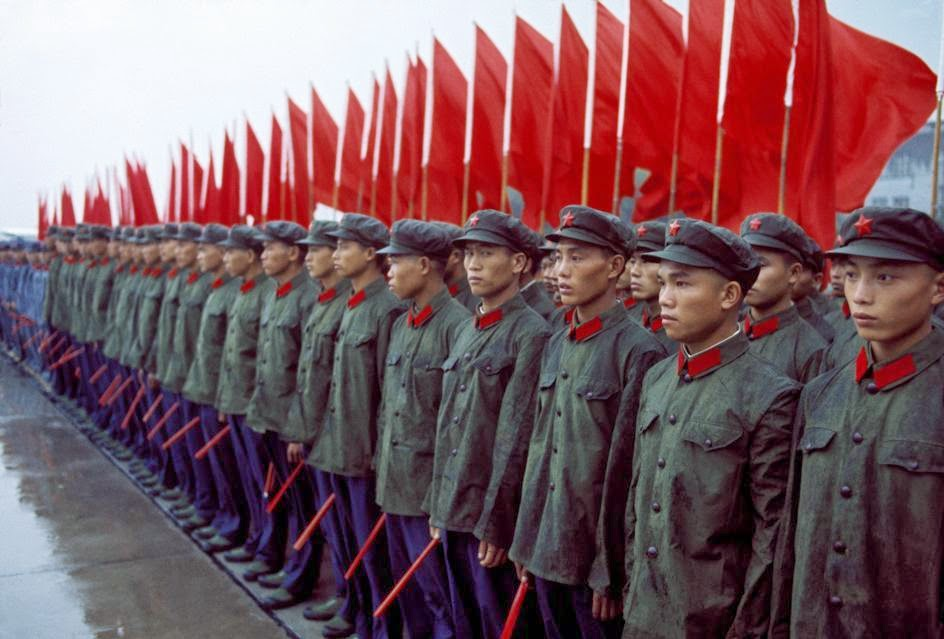 Color Photos Of Daily Life In China In The 1970s Vintage