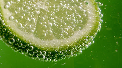 HD lime wallpaper, feta, bubbles, macro