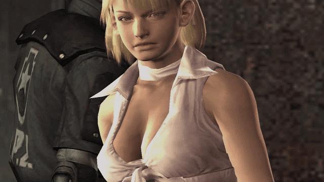 Ashley menjadi abjad game paling tidak mempunyai kegunaan paling memorable sepanjang masa 10 Karakter Game Paling Tidak Berguna, Mending Gak Ada Sekalian!