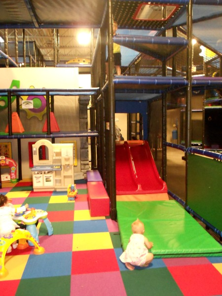 Birthday Parties at Tommy K Play in Calgary