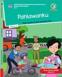 Buku tema 5 Siswa Kelas 4 k13 2017
