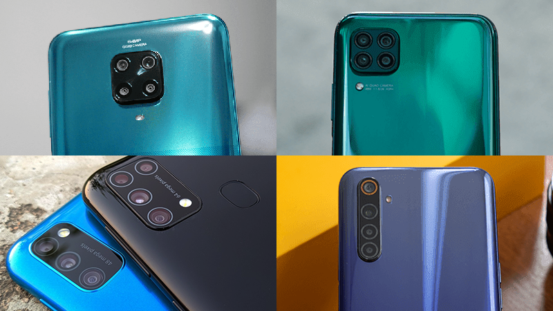 For us, these are the most attractive smartphones under PHP 15K in mid-2020