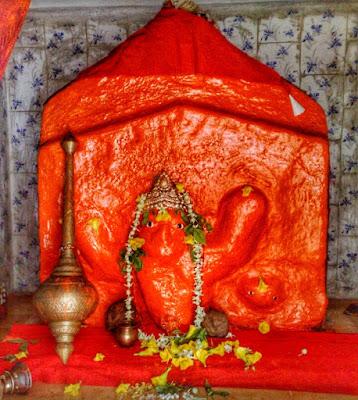 बाबा जी का समाधि स्थल, बाबा रुक्कड़नाथ धाम, नारधा(छ.ग)