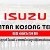Jawatan Kosong di Isuzu Malaysia Sdn Bhd - 22 Ogos 2019