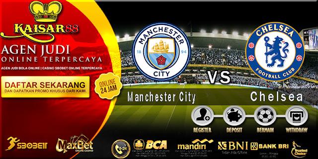 Prediksi Bola Jitu Manchester City vs Chelsea 4 Maret 2018