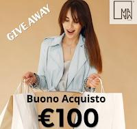 Logo Vinci gratis un buono da 100€ per le calzature Mama Concept