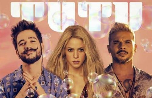 Camilo & Shakira & Pedro Capo - Tutu (Remix)