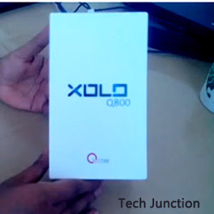 Xolo Q800 review and box