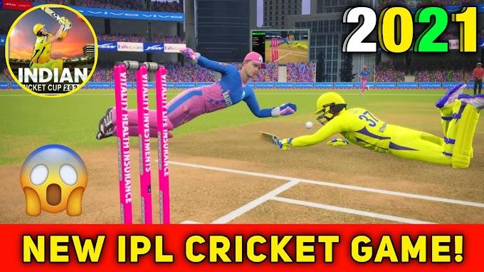 Brand New IPl Cricket Game Of 2021