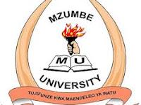 Mzumbe University Join Instruction 2019/2020