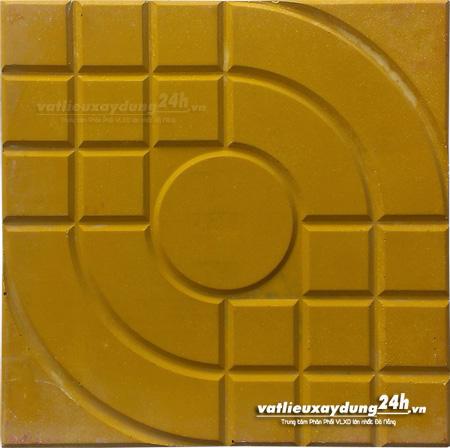 Gạch daramic 25x25 màu vàng