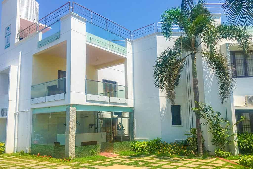 ecr beach house