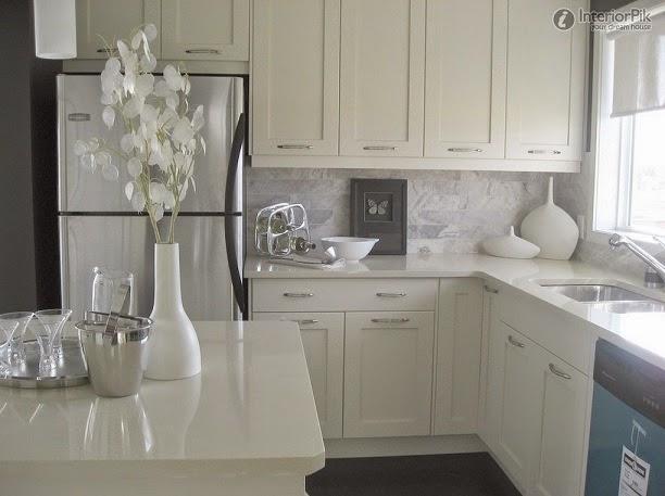 decoracion cocinas blancas with decoracion de cocinas