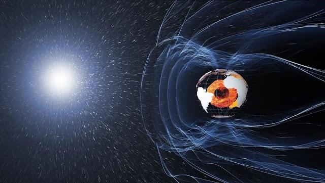 Εξασθενεί το μαγνητικό πεδίο μεταξύ Αφρικής και Ν.Αμερικής