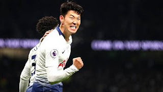 Tottenham Hotspur vs Crystal Palace 2-0 Highlights