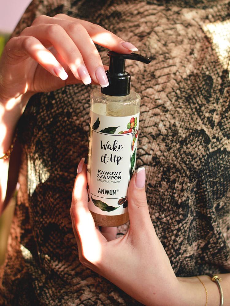 szampon kofeinowy anwen