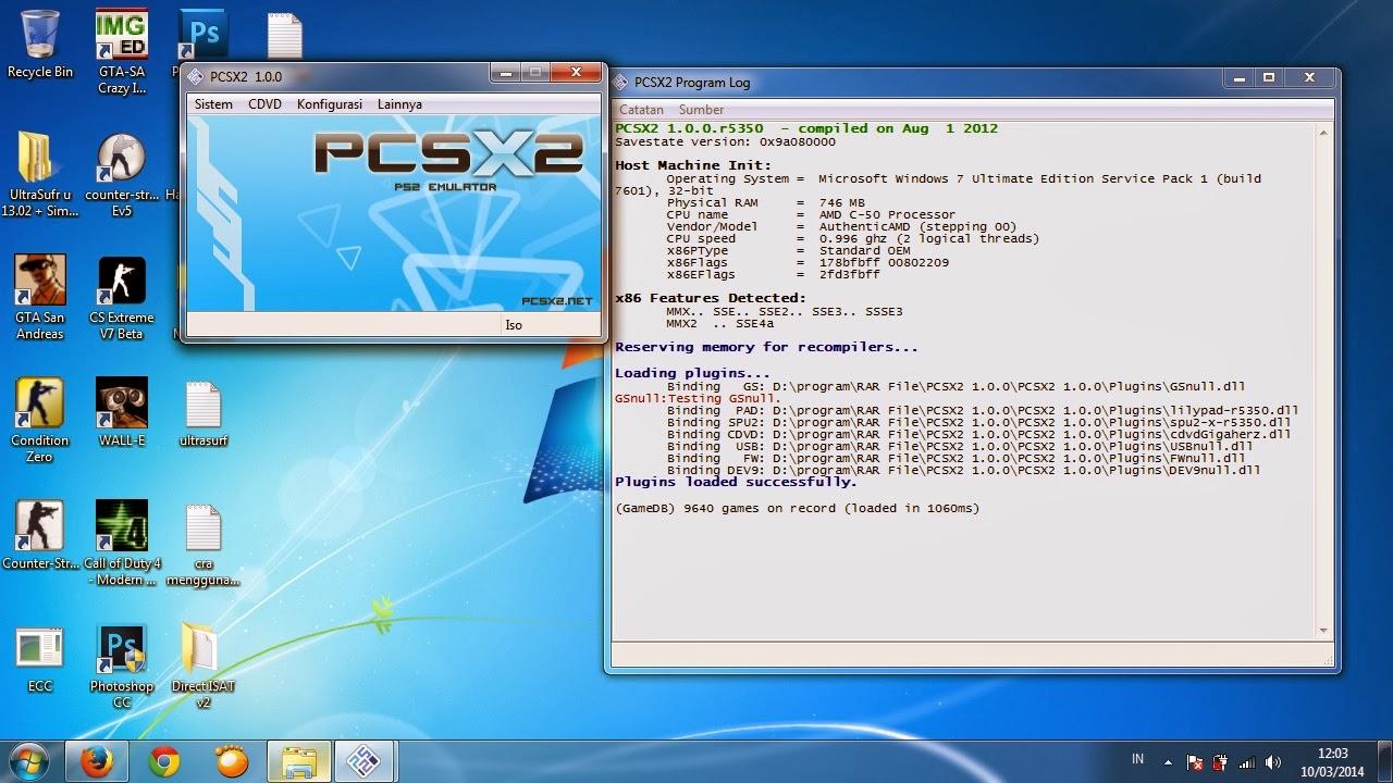 OS PLUGINS PCSX2 1.0.0 GRATUITO DOWNLOAD TODOS PARA