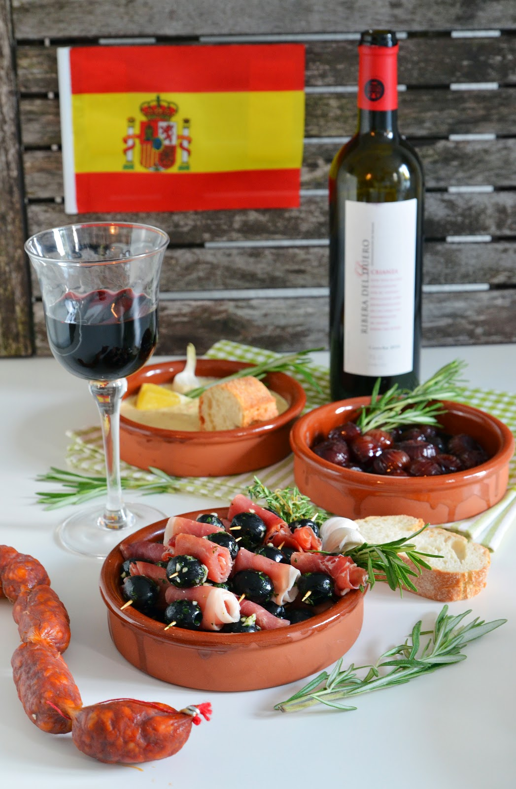 Spanish Tapas Week