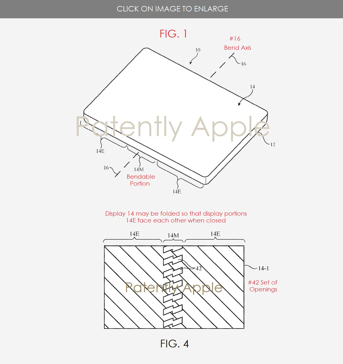 Apple-smartphone-pieghevole