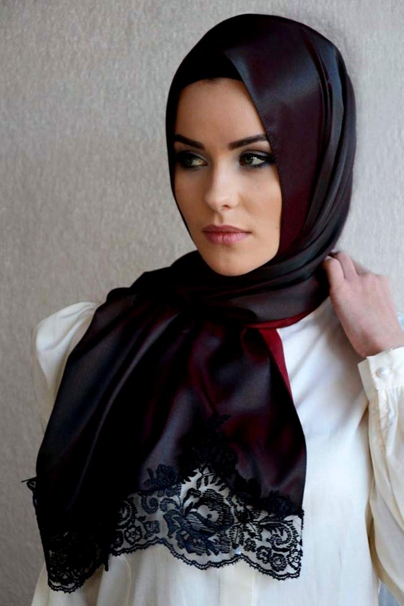 Scarf Styles | Arabic Scarf 2013-2014 | Indian Fashion Dresses