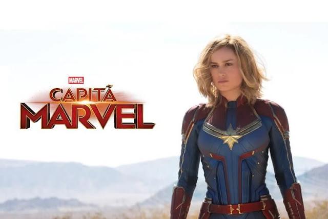 [Filme] Capitã Marvel: Tudo que esperávamos e muito mais