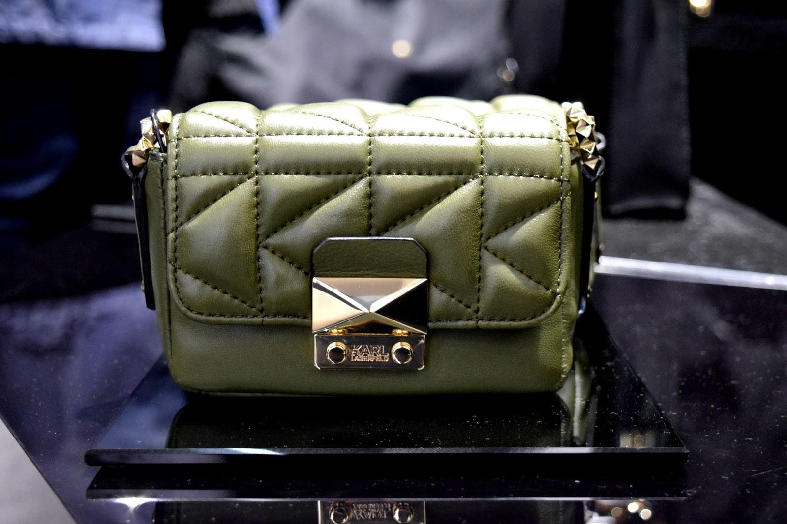 Karl Lagerfeld mini handbag