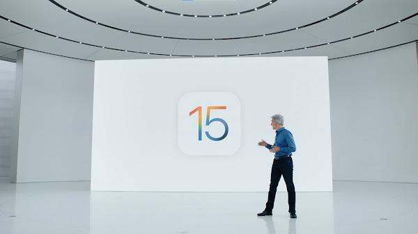 Introducing iOS 15 at WWDC21