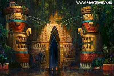 Az Aranyváros rejtélye - Eldorádó
