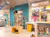 projeto arquitetura mobiliário cores loja pet shop Ar Mar
