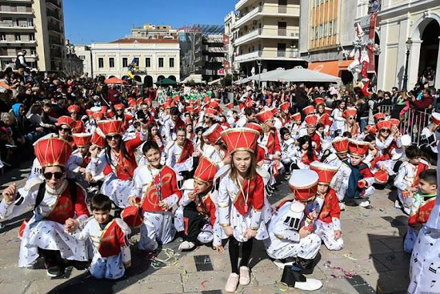 Κοροναϊός: Ματαιώνεται το καρναβάλι στην Ελλάδα