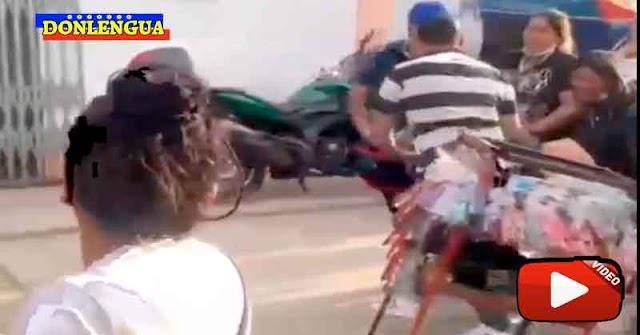 Grupo de peruanos intentaron salvarle la vida al comerciante venezolano Orlando Abreu