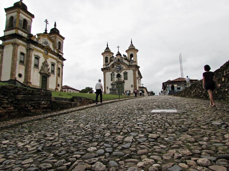 Praça Minas Gerais, Mariana