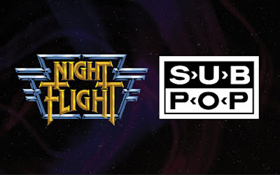 Night Flight Sub Pop Video Streaming Partnership