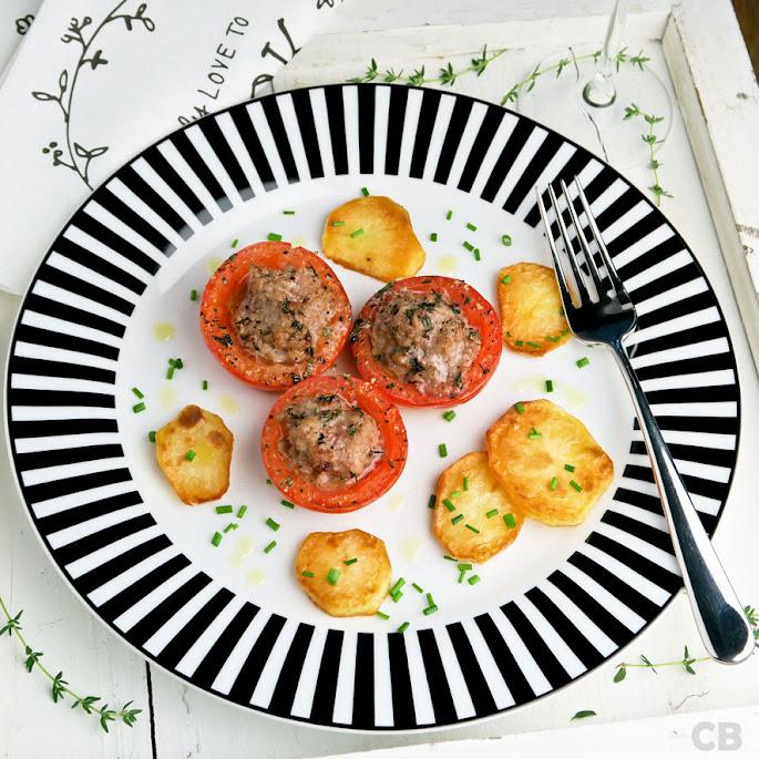 Recept: zo maak je zelf sappige tijmtomaatjes gevuld met mals kalfsgehakt!