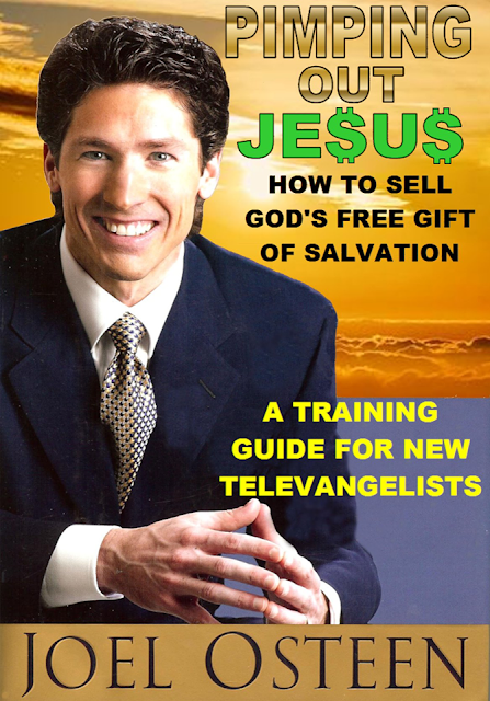 Pimping out Jesus. How to sell God's free gift of salvation