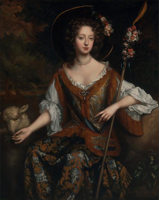 Willem Wissing - Elizabeth Jones, Countess of Kildare