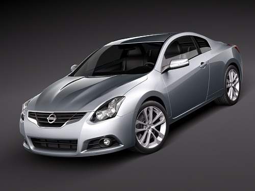 Nissan 2017 Altima Coupe