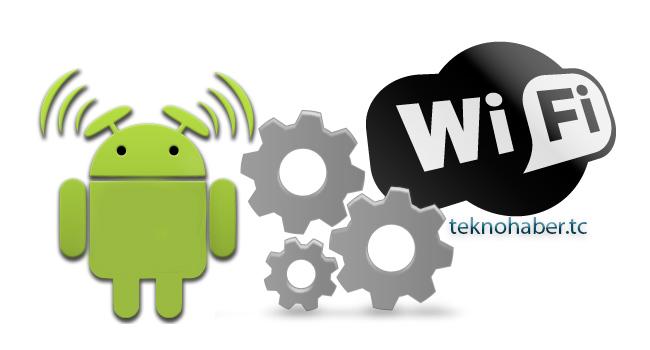 gelişmiş wi-fi ayarı