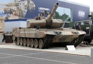 MBT Leopard 2