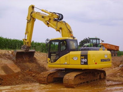 Cours de terrassement et fondations