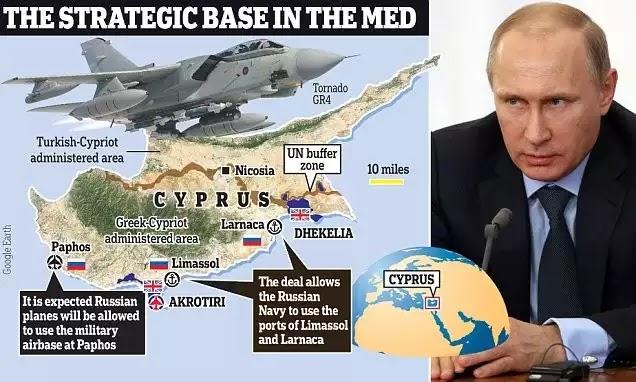 Αλλάζει δραματικά ο ρόλος της Ρωσίας στη Μεσόγειο – Προσγειώνονται άμεσα στην Κύπρο ρωσικά βομβαρδιστικά Tu-22M3 με πυρηνικούς πυραύλους και μαχητικά Su-35S