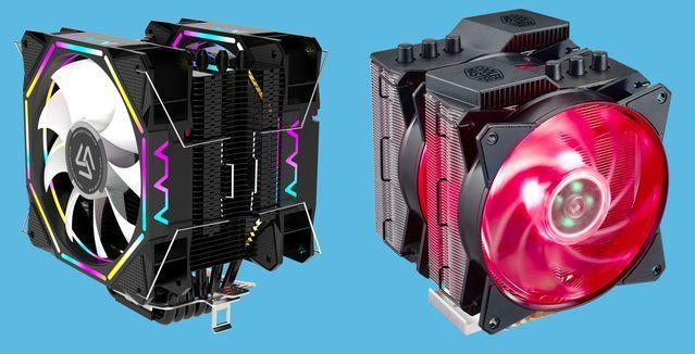 7. CPU Air Cooler