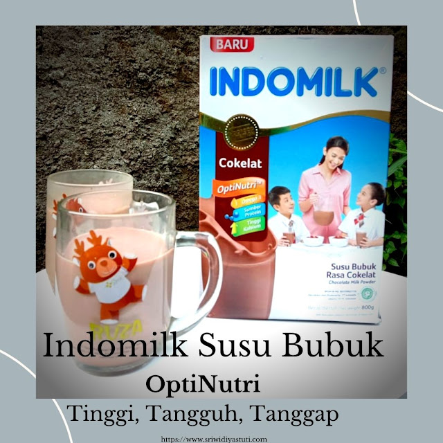Susu Bubuk OptiNutri