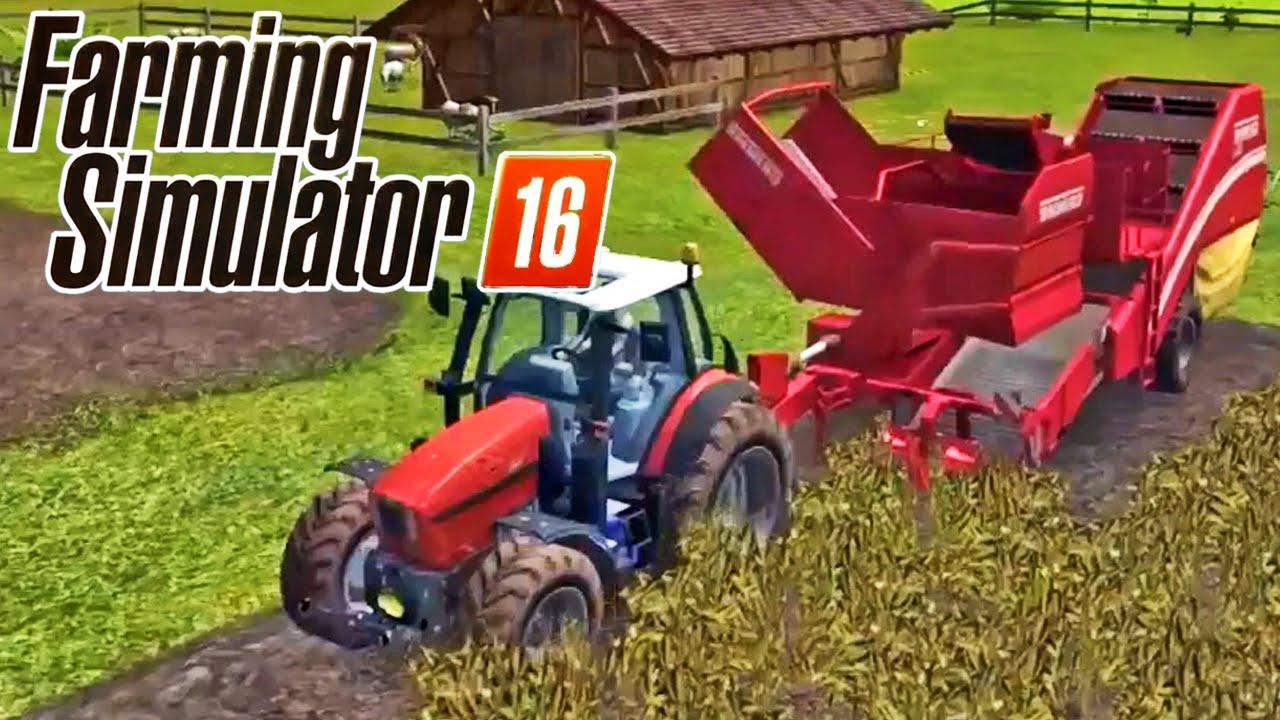 farming simulator 2016 download free android