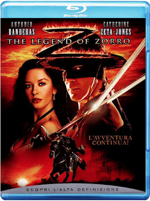 The Legend Of Zorro (2005) [Dual Audio 5.1ch] 720p | 480p BluRay ESub x264 [Hindi – Eng] 1.1Gb | 450Mb