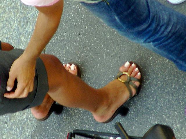 Feet Voyeur 4